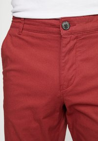 Selected Homme - SLHSTRAIGHT PARIS - Shorts - brick red - 3