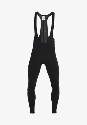 IDEAL THERMAL BIB  - Leggings - black