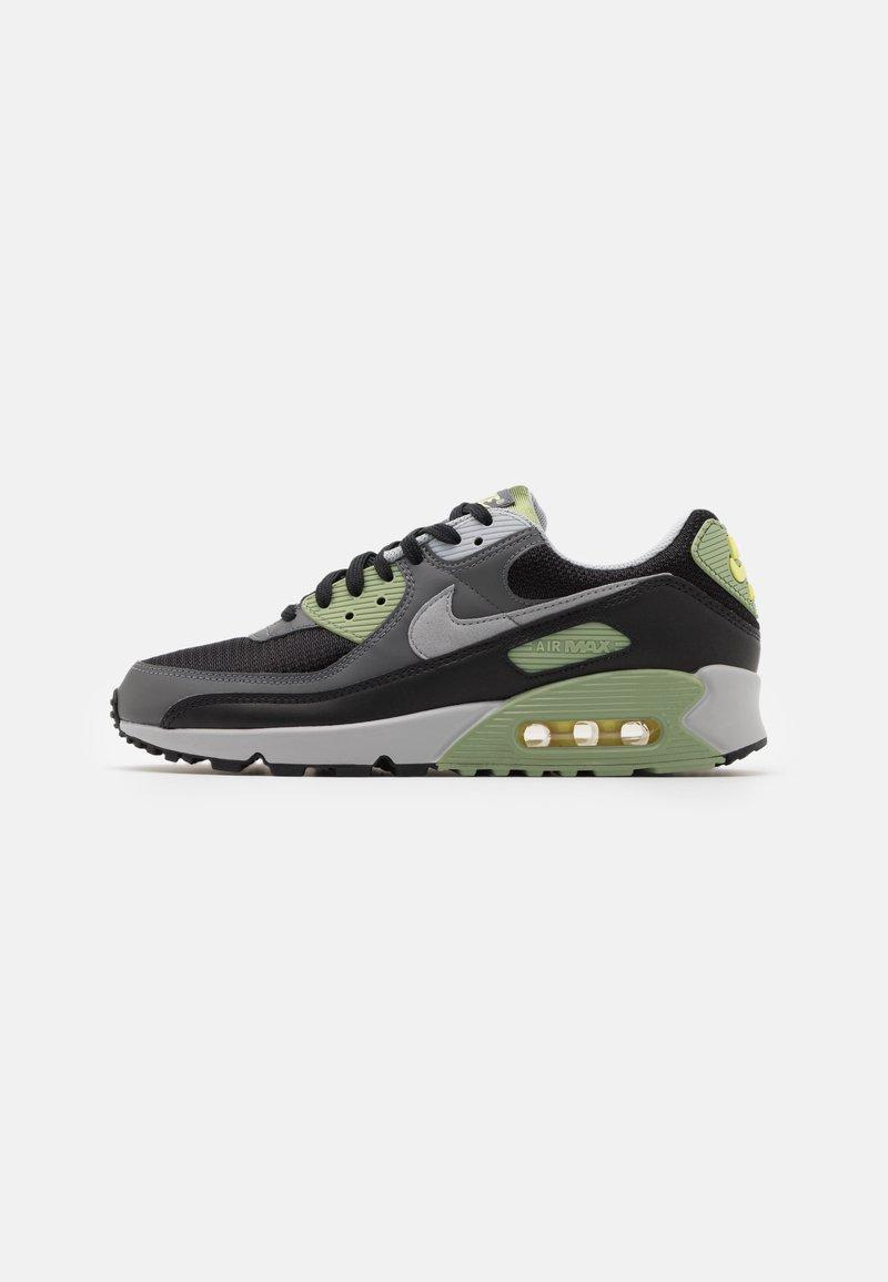 Nike Sportswear - AIR MAX 90 - Sneakers - oil green/light smoke grey/black/iron grey