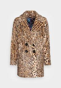 King Louie - AMELIE COAT GATO - Classic coat - beige - 3