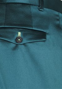 Twisted Tailor - DRACO SUIT - Kostym - bottle green - 8