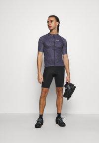 Gore Wear - GOTHAM MENS - T-Shirt print - graystone/black - 1