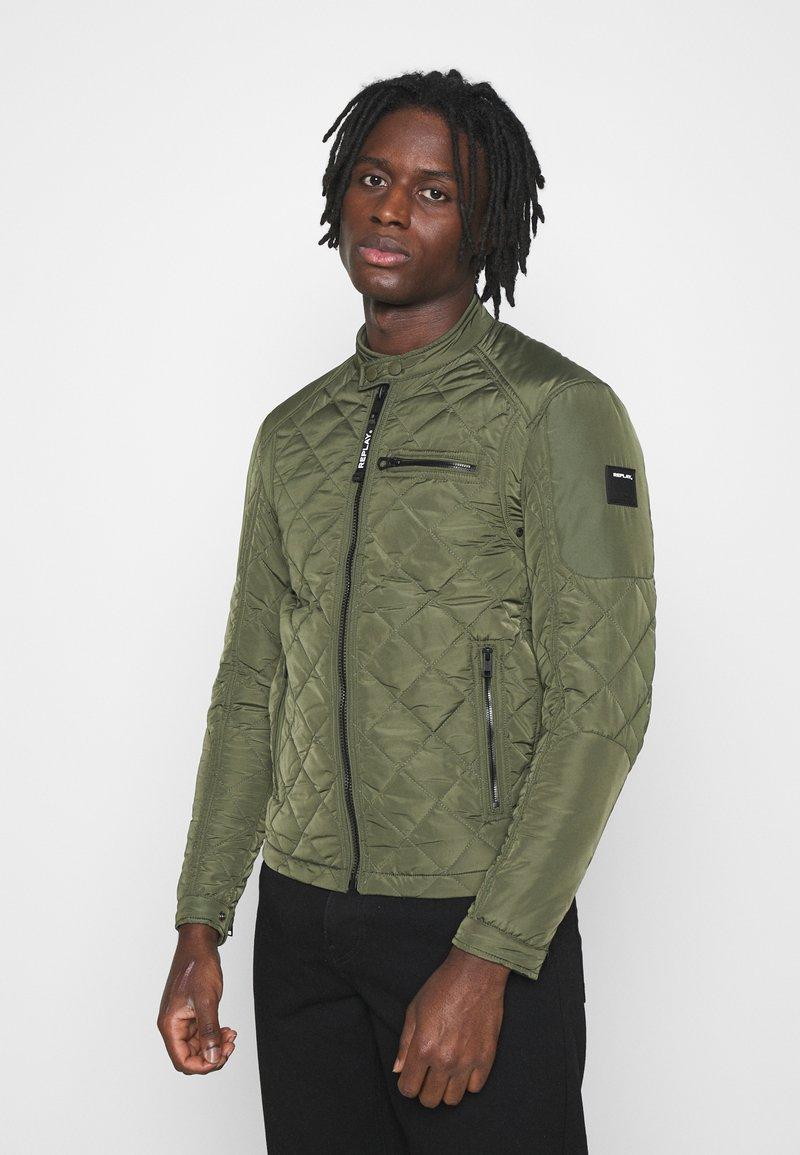 Replay - JACKET - Light jacket - khaki