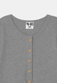 Cotton On - PAYTON LONG SLEEVE  - Korte jurk - grey - 2