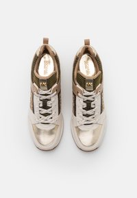 MICHAEL Michael Kors - GEORGIE TRAINER - Baskets basses - pale gold - 4
