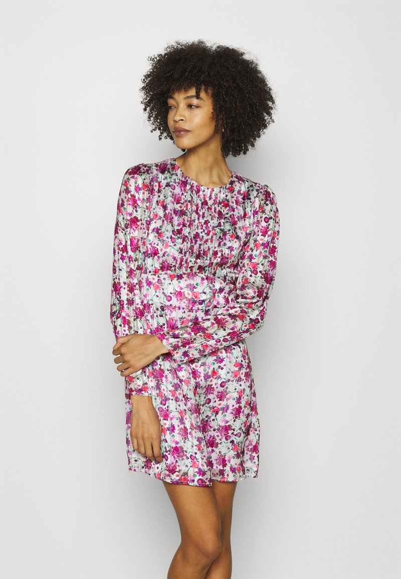 Guess - DELPHINA DRESS - Day dress - multi-coloured