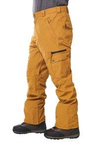 Light Boardcorp - FUSE - Pantalon cargo - brown - 2