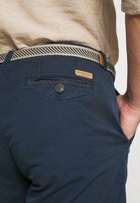 Springfield - BERM LIGHT - Shorts - medium blue - 5