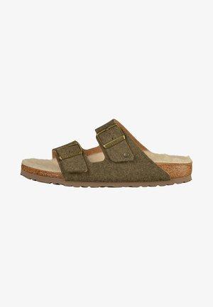 ARIZONA - Slippers - khaki