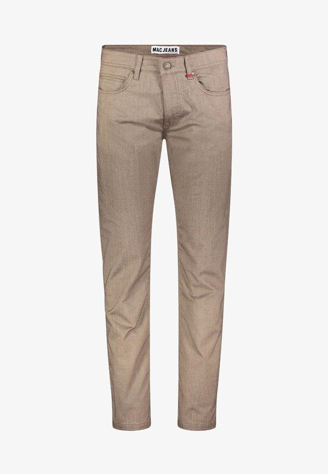 ARNE  - Straight leg jeans - brown