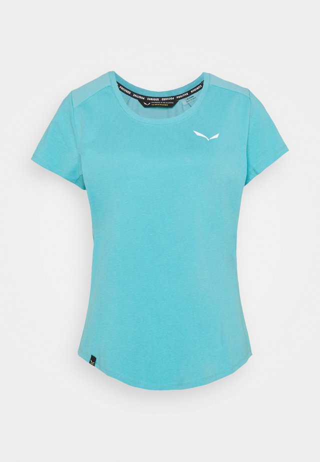 ALPINE - T-shirt basic - maui blue