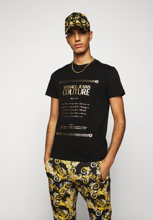 MOUSE - T-shirt con stampa - black