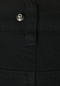 Diesel - BLESSIK  - Flared Jeans - black - 7