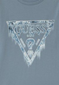 Guess - JUNIOR  - Langarmshirt - light blue - 2