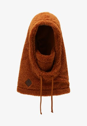 LYNX HOOD TRUE PENNY - Beanie - brown