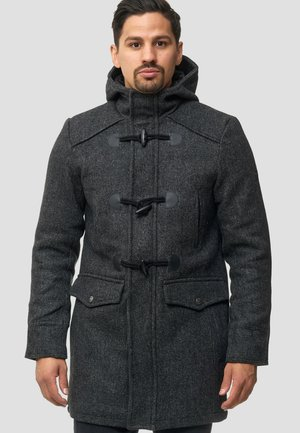 LIAM - Winter coat - black