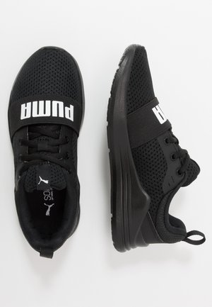 WIRED RUN - Chaussures de running neutres - black