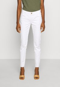 Mos Mosh - SUMNER DECOR PANT - Trousers - white - 0