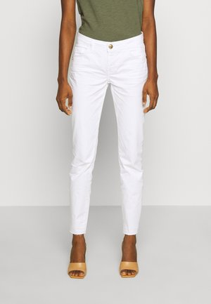 SUMNER DECOR PANT - Bukser - white