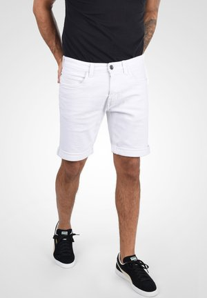 QUENTIN - Jeansshort - off-white