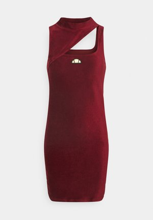 WENDIA - Day dress - burgundy