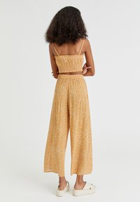 PULL&BEAR - Trousers - brown - 2