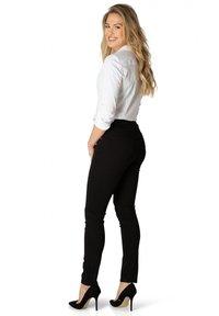 Yest - MELL - Slim fit jeans - black - 1