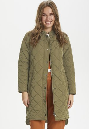 Winter coat - army green