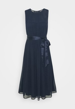 SUCH A DREAM MIDI DRESS - Vestito elegante - navy