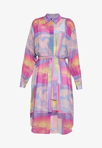 PS Paul Smith - Robe chemise - cloud - 5