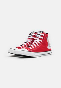 Converse - CHUCK TAYLOR ALL STAR BUGS BUNNY - Baskets montantes - red/white/black - 1
