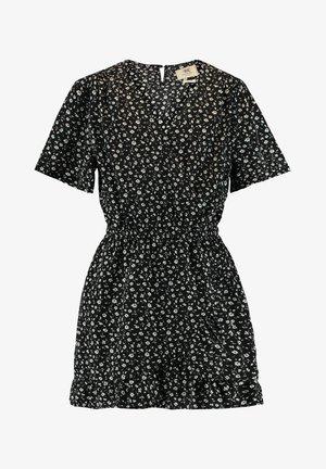 NOLA JR - Jumpsuit - black/white