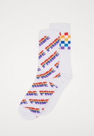 PRIDE RACING 2 PACK - Socks - multicolor