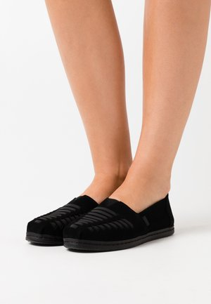 ALPARGATA WRAP - Slipper - black