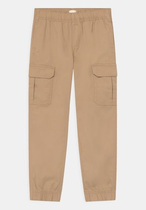 Pantalones cargo - beige