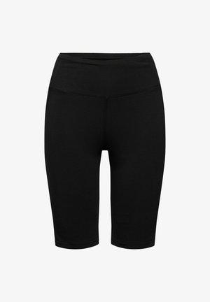 ACTIVE MIT LOGO-PRINT - Collants - black