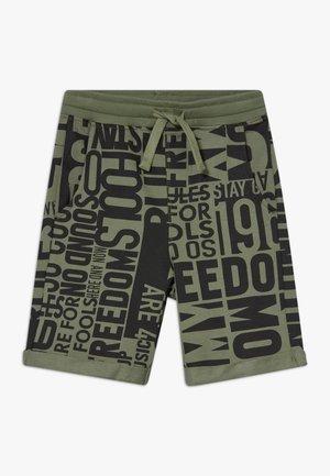 BERMUDA - Pantalones deportivos - grey