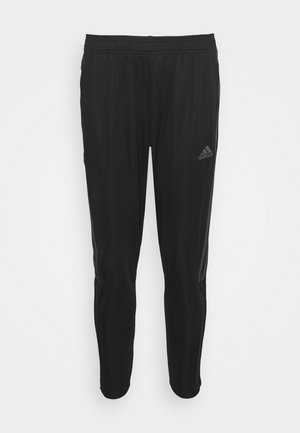 Tracksuit bottoms - black/solid grey