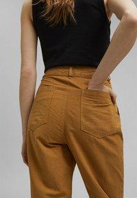 Esprit - Trousers - camel - 6