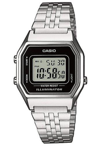 LA680WEA-1EF - Digital watch - silberfarben
