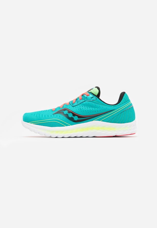 KINVARA 11 - Neutral running shoes - blue mutant