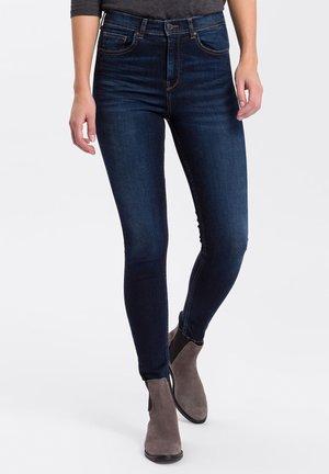 JUDY - Jeans Skinny Fit - dark-blue-used