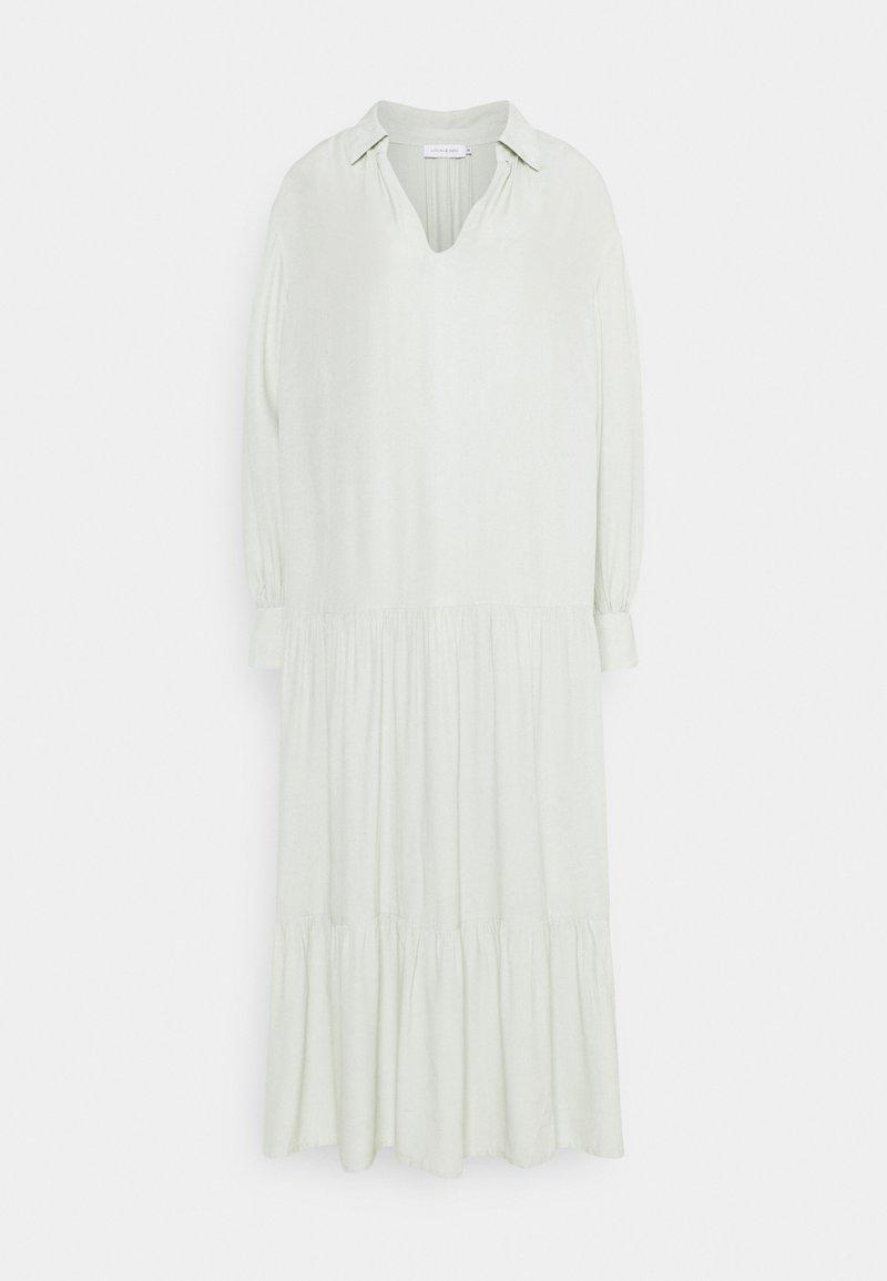 Lounge Nine - LNOTTOLINE DRESS - Długa sukienka - mercury
