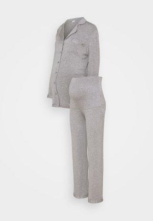 MATERNITY - Pyjama - grey melange