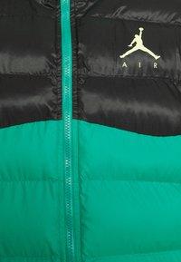 Jordan - JUMPMAN AIR PUFFER - Zimní bunda - neptune green - 3