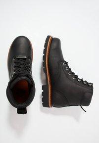 Harley Davidson - VISTA RIDGE   - Lace-up ankle boots - black - 1