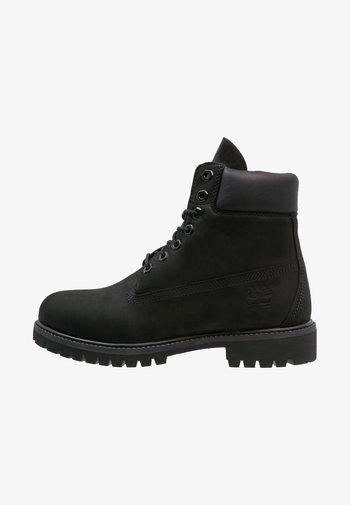 """6"""" PREMIUM - Lace-up ankle boots - black"""