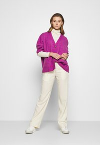Monki - BOBBI - Cardigan - purple - 1
