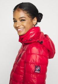 Superdry - SHINE FUJI  - Winter jacket - rouge red - 4