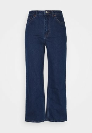 MOZIK NEW RINSE - Relaxed fit jeans - blue medium dusty